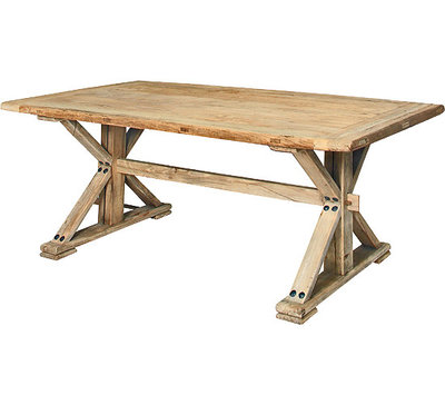 ARTELORE HOME ANTIQUE DINING TABLE