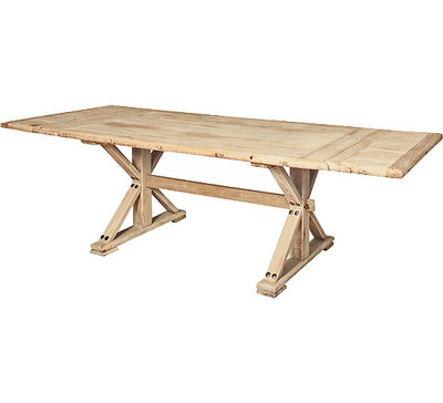 ARTELORE HOME ANTIQUE 200/280 EXT. DINING TABLE