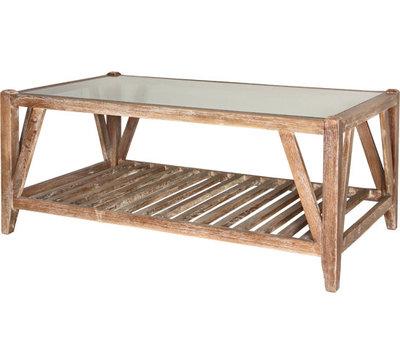 Coffee Table Xabi Brushed Artelore
