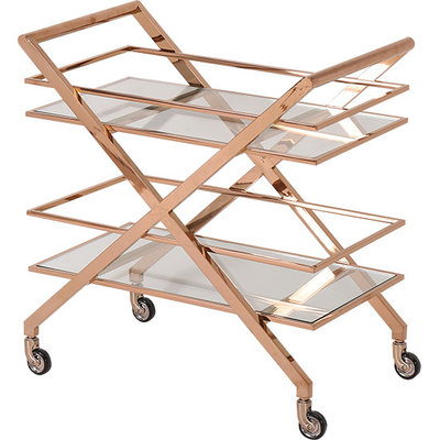 ARTELORE HOME TROLLEY GATSBY DORADO