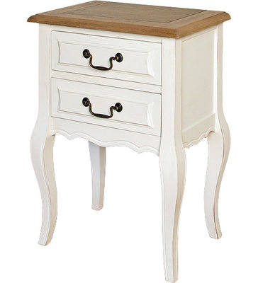 ARTELORE HOME LUIS XV BEDSIDE TABLE