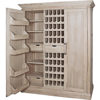 ARTELORE HOME BOTTLE CABINET LIGNAGE
