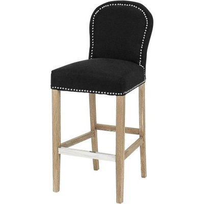 Artelore Home Bar Stool Alexa Black