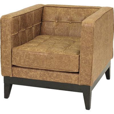 Artelore Home Armchair Davis Leather
