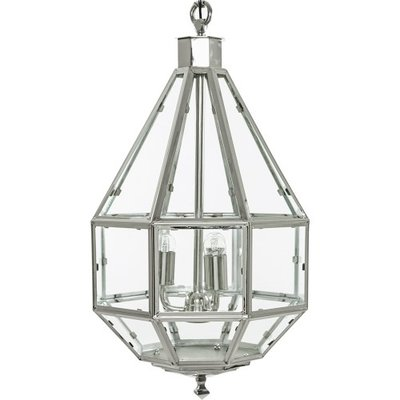 "Vega ""L"" Hanging Lamp Artelore Home"