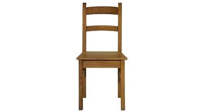 Chair Dauphine Weathered Oak Flamant