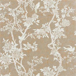 Marlowe Floral Sterling - PRL048/07