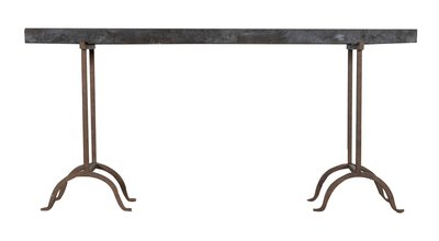 Console Table Matan Iron Foot Flamant