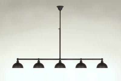 Hanglamp 5 Lampen : Tierlantijn hanglamp vechia lood di alma