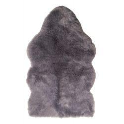 WinterHome Sheepskin Purple Wolf 99686