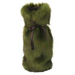 WinterHome Giftbag Green Wolf