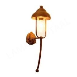 TierlanTijn Bogera Copper buitenlamp