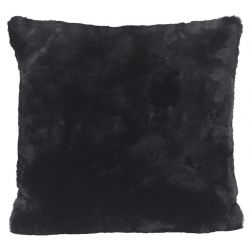 WinterHome kussen Seal Black