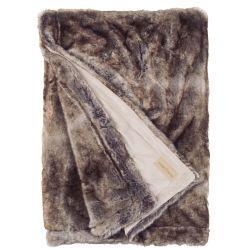 WinterHome Plaid Seafox 99676 140 x 200