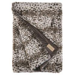 WinterHome Plaid Serval 99677 140 x 200
