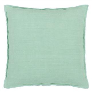 Designers Guild Kussen Brera Lino Pale Jade