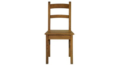 Chair Dauphine Weathered Oak Flamant