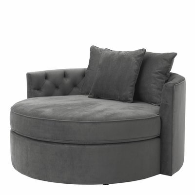 Eichholtz Sofa Carlita Granite grey 111055