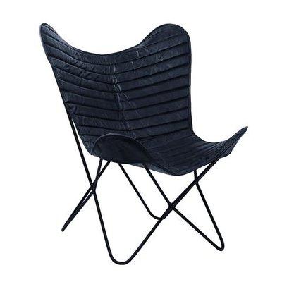 PTMD Chair City Vlinder Black
