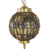 Lund S Hanging Lamp Artelore Home