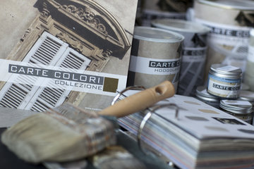 Carte Colori Metallicverf