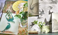 Designers Guild Behang Collectie Picture Book Papers