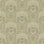 CRAYFORD PAISLEY - STONE Ralph Lauren Home wallpaper PRL034/02