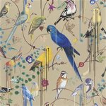 Christian Lacroix Birds Sinfonia Or PCL7017/04