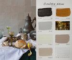 Carte Colori kleurenkaart Gouden Eeuw