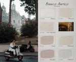 Carte Colori kleurenkaart Bianco Antico