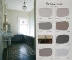 Carte Colori kleurenkaart Betonlook