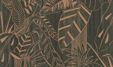 Arte Eden collectie Wild Walk (high gloss metal foil)