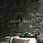Daisy James behang The Crowned Past