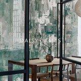 Daisy James behang The Palett Green