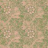 Morris & Co Marigold Pink Olive 216953