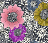 Missoni Behang Anemones 10001