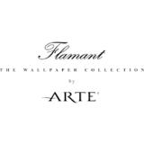 Flamant behangcollectie Les Minéraux dessin: Portel 50105