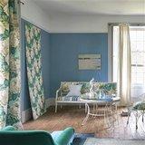 Designers Guild The Rose Swedish Blue PJD6002/03