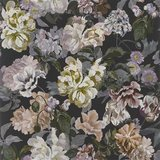 Designers Guild Delft Flower Charcoal PDG1033/01