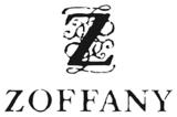 Zoffany behang bij di Alma