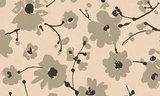 Flamant Suite III Velvet Metal Velvet Flower and Lin 18008