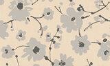 Flamant Suite III Velvet Metal Velvet Flower and Lin 18005