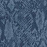 Thibaut Faux Resource Boa Navy T75170