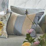 Designers Guild kussen Brera Gessato Delft CCDG0879