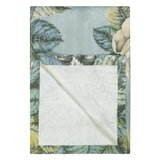 Designers Guild Plaid The Rose Swedish Blue BLJD5002