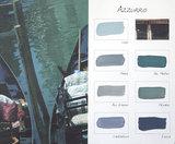 Carte Colori Azzurro via di Alma