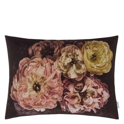 Designers Guild kussen Le Poeme de Fleurs Rosewood CCDG0924