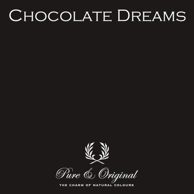 Pure & Original Marrakech Walls Chocolat Dreams.