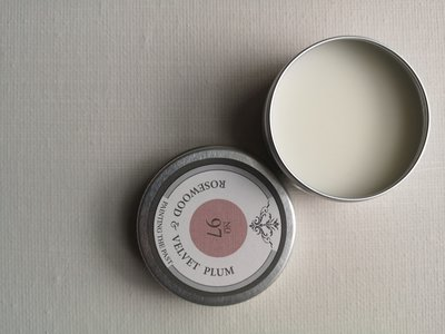 Painting the Past Meltin Rosewood & Velvet Plum