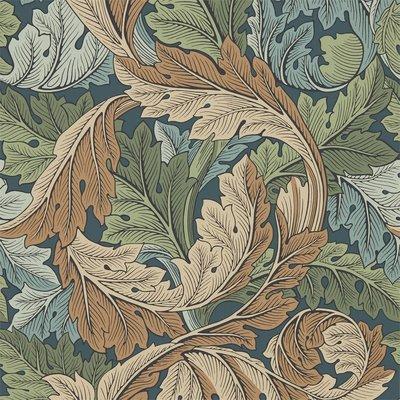 Morris & Co Acanthus Slate Blue 216440